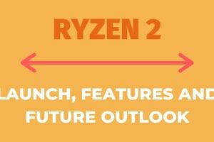 Ryzen 2 : Zen+ coming this April   Will have to wait for next year for Zen 2