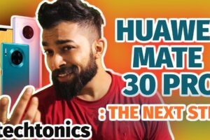 TechTonics # 6 : Facebook Strikes, Huawei Mate 30 Launch, RPI 4 Emulator, PS-5 And More
